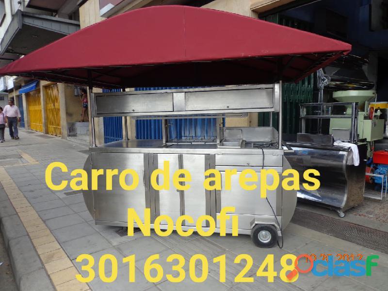 CARRO DE AREPAS