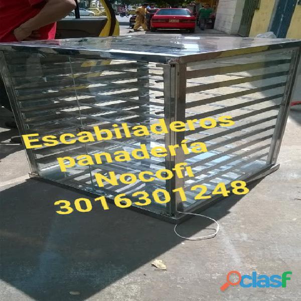 ESCABILADEROS PANADERIA