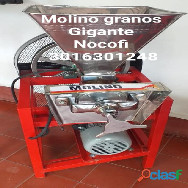 MOLINO GRANO GIGANTE