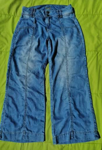 Pantalón azul pesquero ela jeans