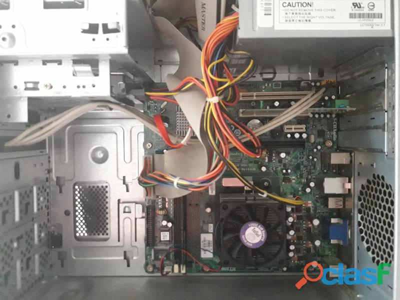 Compaq Presario Amd Mas Impresora Lexmark Serie X3550 Usado 8