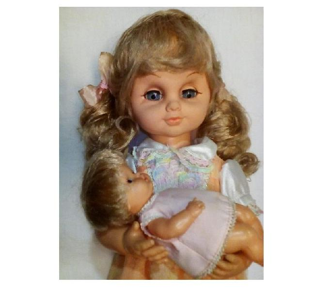 Muñeca titti lili leydy de 1971