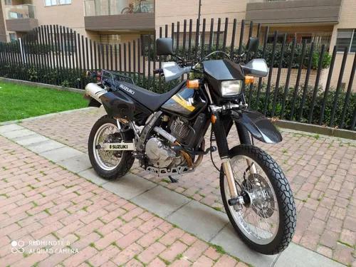 Suzuki dr 650 2016 japonesa