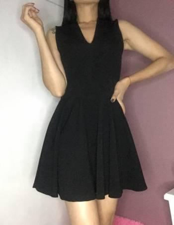 Vestido nuevo negro ela