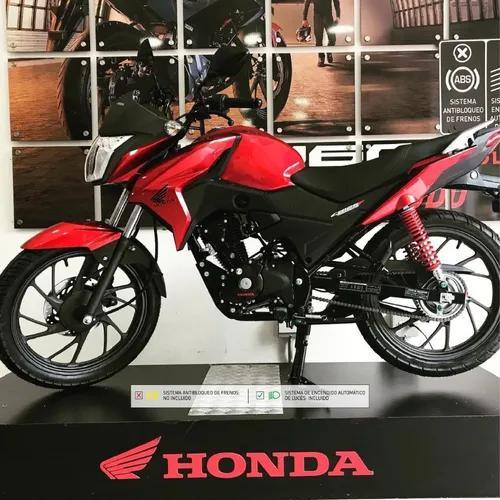 Honda cb125f max mod 2021 con bono navideño!