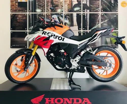 Honda cb190repsol mod 2021 con bono navideño!