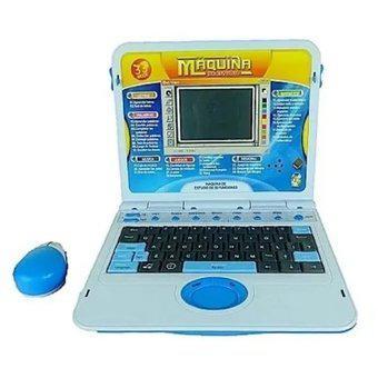 Computador didactico infantil de juguete para niño con