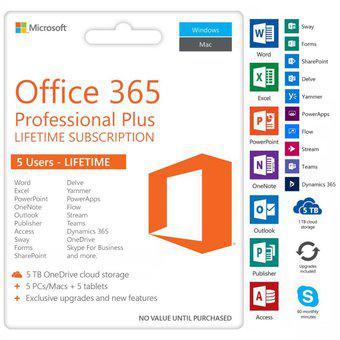 Microsoft office 365 pro plus i cuenta nueva no vence