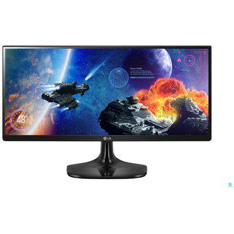 Monitor gamer ultrawide lg 25 ips 25um58