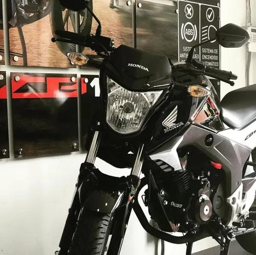 Honda cb 160f dlx max mod 2021 con bono navideño!