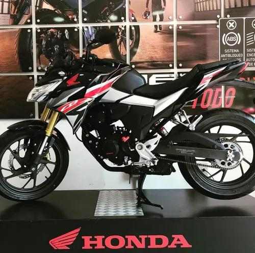 Honda cb 190r 2.0 mod 2021 con bono navideño!