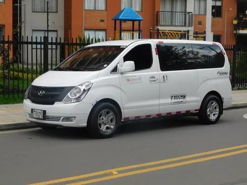 Hyundai h1 grand starex 2013 - 12 pasajeros
