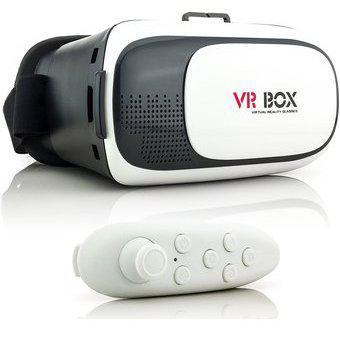 Gafas 3d vr box - realidad virtual + control bluetooth