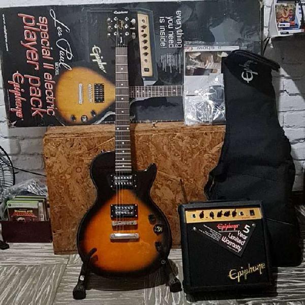 Guitarra electrica ephiphone importada