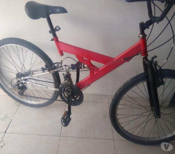 Bicicleta # 26 todoterreno amortiguadores