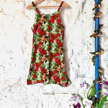 Nuevo* divino vestido tropical