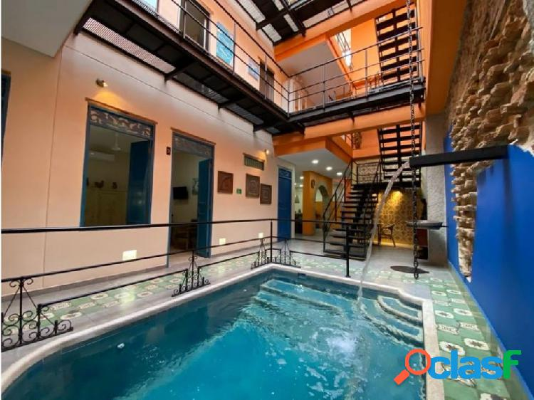 For sale colonial luxury house in santa marta
