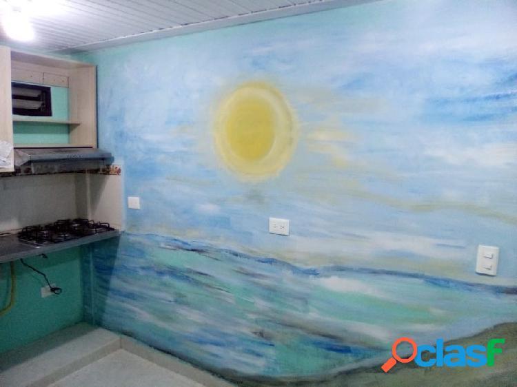 Venta de apartamento interior sector aranjuez