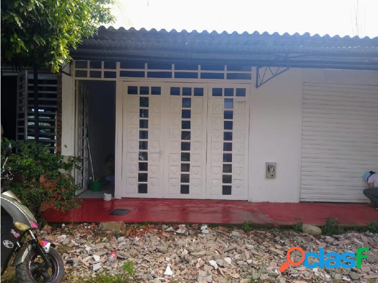 Se vende/arrienda casa economica barrio villa flor yopal casanare