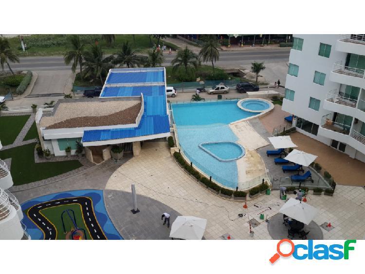 Apartamento duplex en condominio brisas del mar - cielo mar