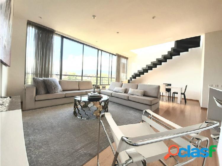 Venta virrey duplex 190mts mas terraza 35 mts 2.500 mm 3 hab
