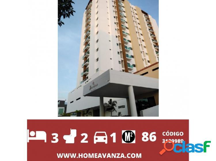 Apartamento en el barrio monteverde.