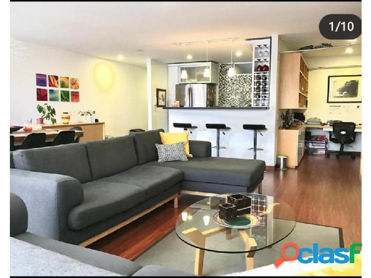 Apartamento en Contador con balcón