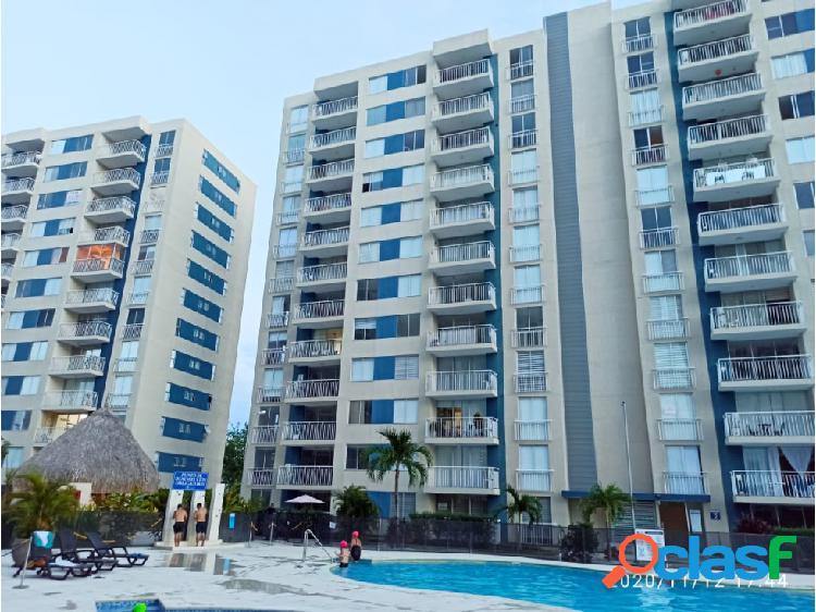 Apartamento en venta puerto azul club house girardot