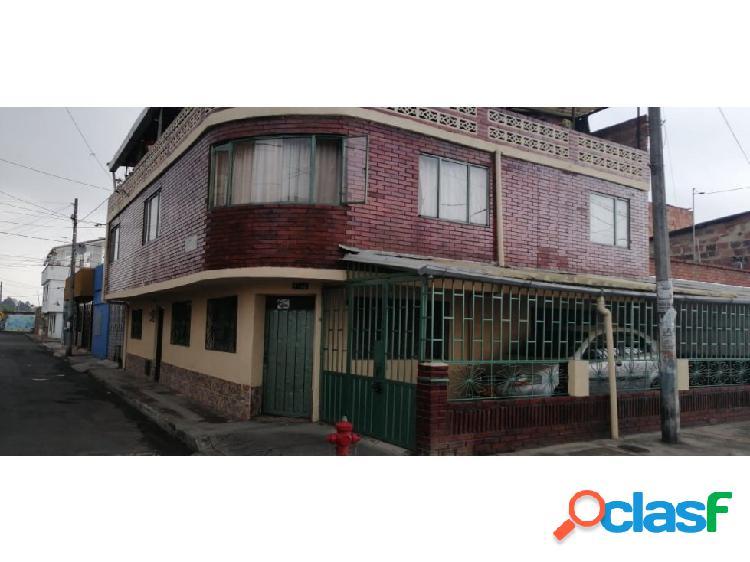 Venta casa esquinera b. serrezuela madrid cundinamarca