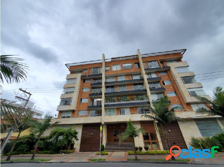 Bogota, venta apartamento exterior chico navarra 200 mts
