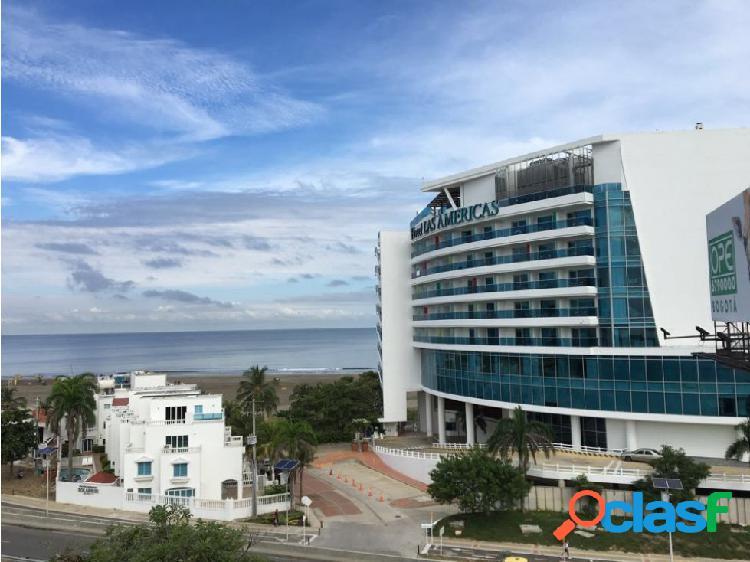 VENTA Apto 1Hab, Cielo Mar, $270M, Vista al Mar, Cartagena