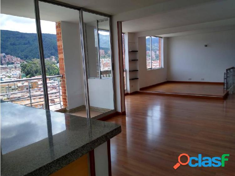 Venta apartamento duplex cedritos - bogotá
