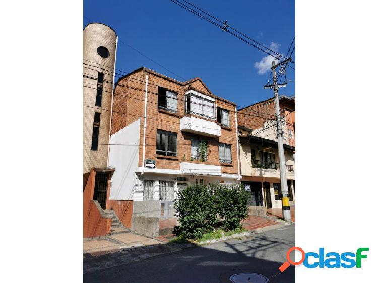 Edificio 4 apartamentos - sector san marcos envigado
