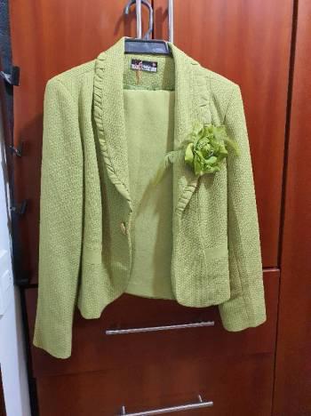 Conjunto falda blazer
