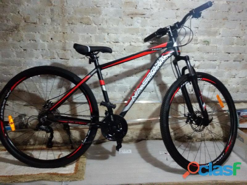 vendo bicicleta nueva 1