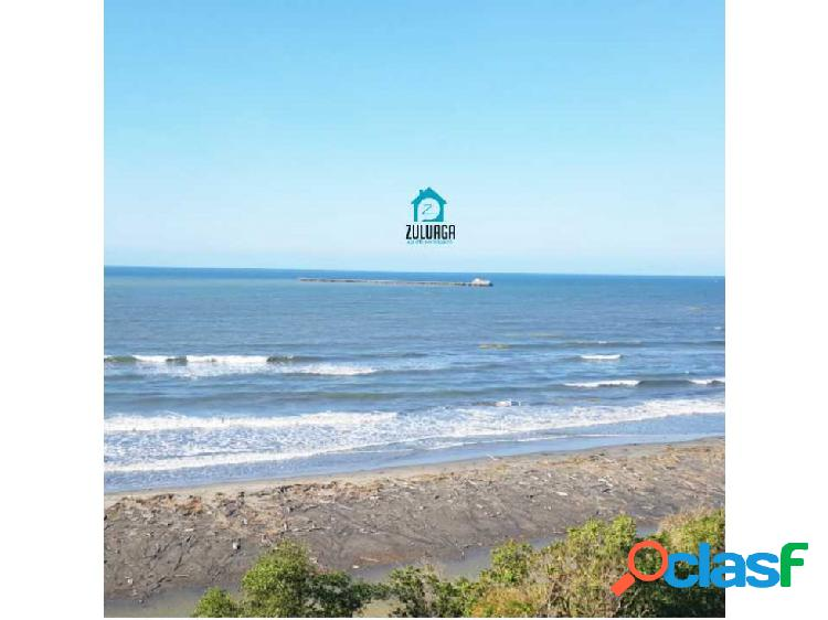 En venta lote en puerto colombia, 1 hectárea con vista al mar