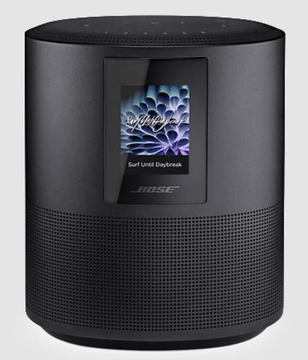 Oferta parlante bose home speaker 500 wi-fi / negro