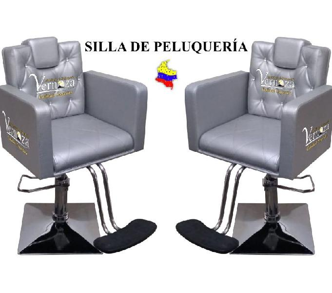 17 HERMOSA VITRINA TORRE, SILLA DE MANICURA Y PEDICURE, TOCA
