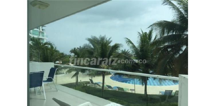 Apartamento en venta cartagena manzanillo del mar