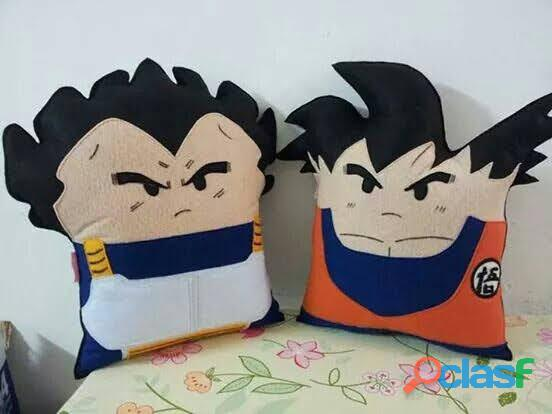 cojines decorativos dragon ball