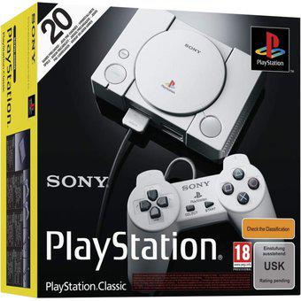 Consola mini playstation 1 ps one classic 2 controles +
