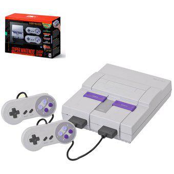 Consola super nintendo mini classic edition snes 21
