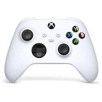 Control xbox series blanco robot white