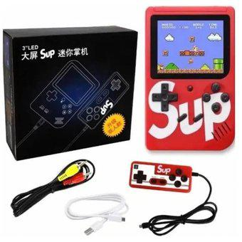 Mini consola nintendo retro game boy súper mario 400 juegos