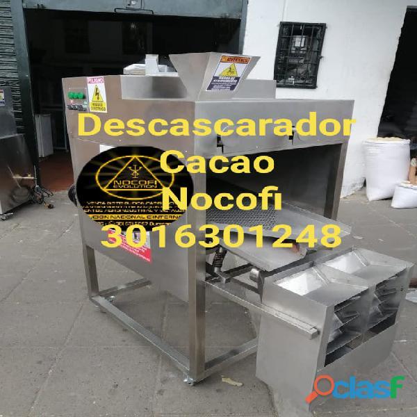 DESCASCARILLADORA CACAO