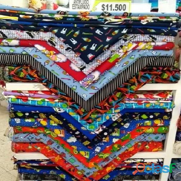 Ofrecemos todo lo relacionado con textiles telas accesorios para confeccionar