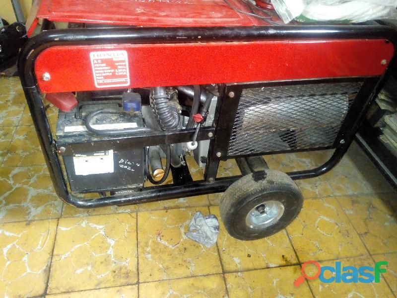 Reparación, mantenimiento, alquiler y venta de plantas eléctricas