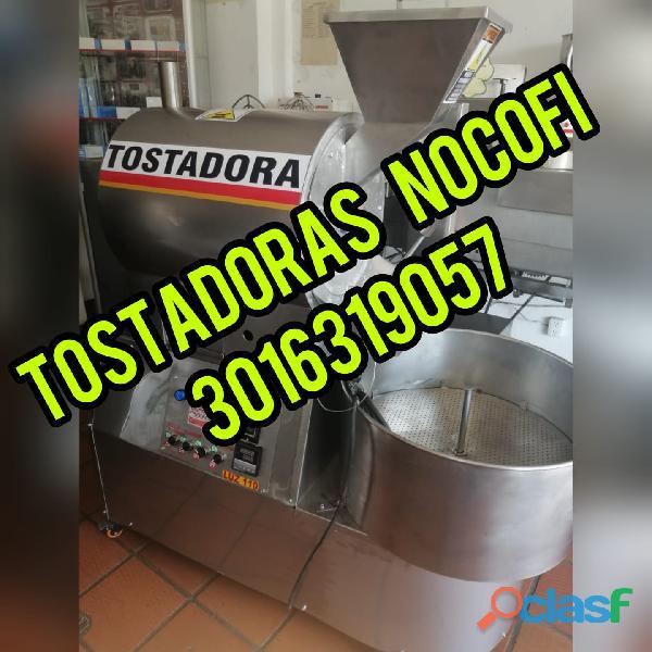 TOSTADORAS DE CACAO EN BUCARAMANGA SANTANDER