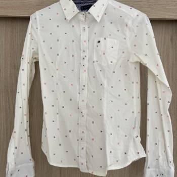 Camisa manga larga tommy