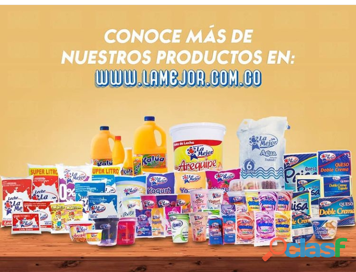 """""""gran convocatoria para distribución en puerto berrio """""""
